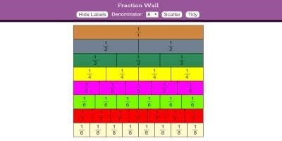 Fraction Wall thumbnail
