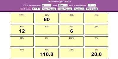 Percentage Trails thumbnail