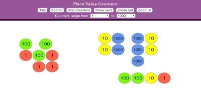 Place Value Counters thumbnail