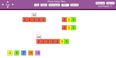 Prime Factor Tiles thumbnail